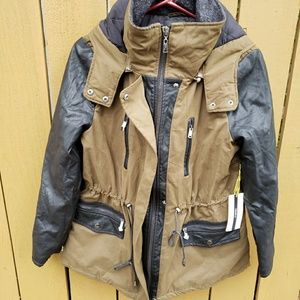 NWT forever 21 jacket